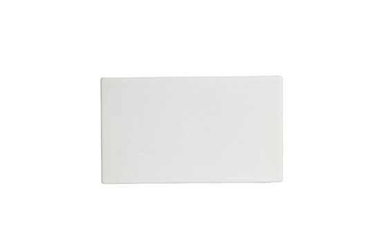 "13.5"" x 8"" Small Rectangular Disc, Classic Finish"