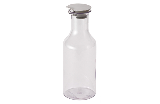 1.3 qt. TRITAN Plastic Carafe with Stainless Steel Lid