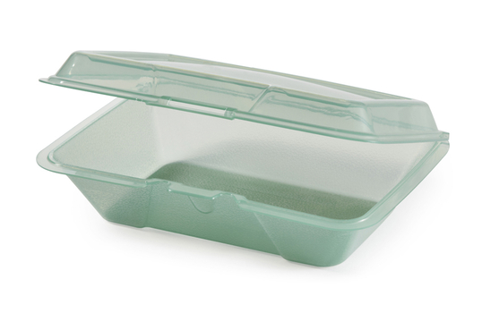 """9"""" x 6.5"""" Half Size Food Container"""