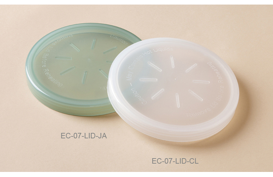 Polypropylene, Replacement Lid for the EC-07-1