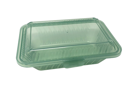 """750 ML Food Reusable Container 8"""" x 5.5"""" x 2.75"""""""