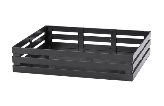 Half Size Metal Crate Frame for Bread Cutting Board