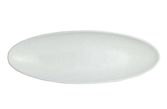 2.75 oz. Oval Fruit Bowl, Mod Finish