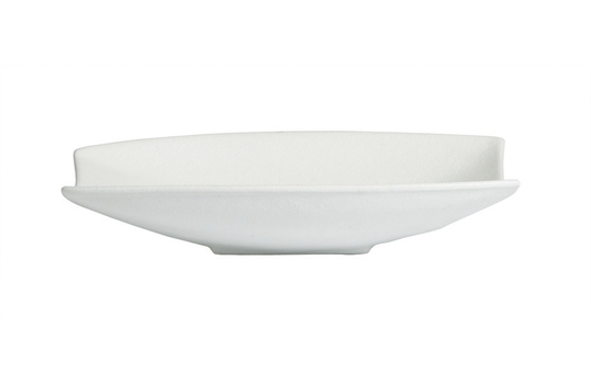1.6 qt. S Rectangular Fruit Bowl w/Lip, Classic Finish
