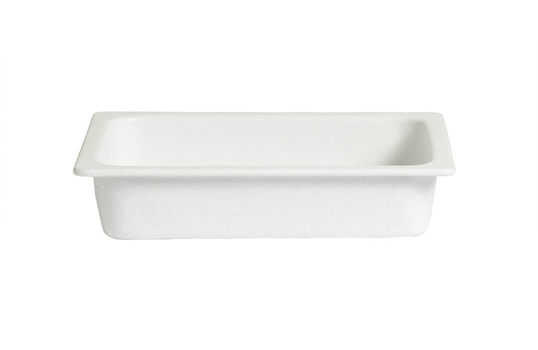 3.7 qt. Half Size Food Pan, Mod Finish