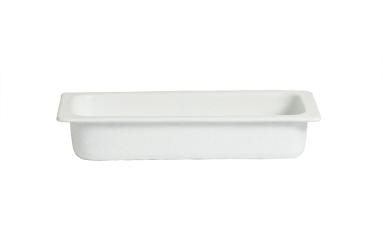 2.5 qt. Third Size Food Pan, Mod Finish