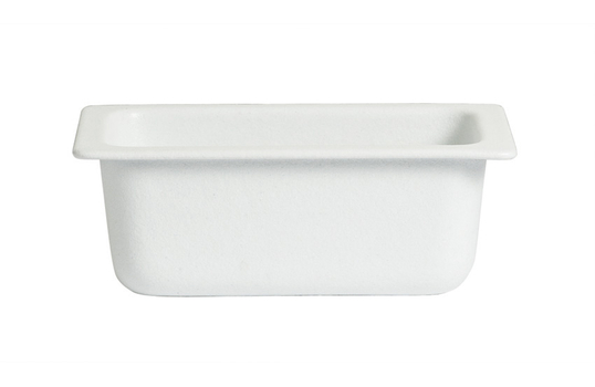2.1 qt. Quarter Size Deep Food Pan, Mod Finish