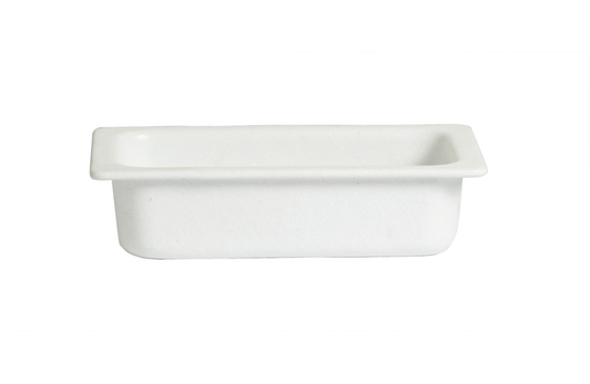 1.6 qt. Quarter Size Food Pan, Classic Finish