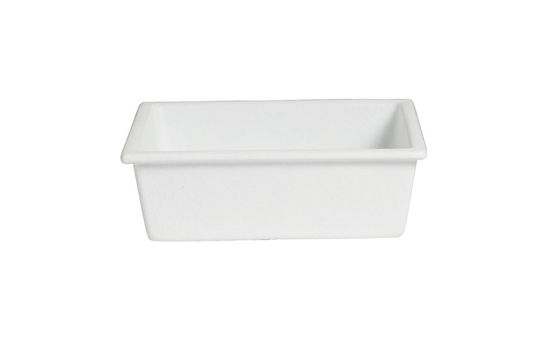 2.6 qt. Square Salad Bar Bowl, Mod Finish