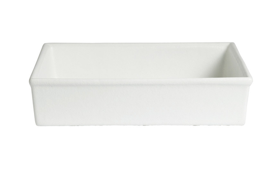 16.4 qt. Square Salad Bar Bowl, Mod Finish