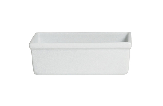 2.4 qt. Rectangular Salad Bar Bowl, Classic Finish