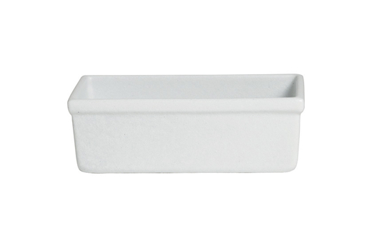 7.4 qt. Rectangular Salad Bar Bowl, Classic Finish