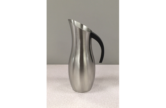 64 oz. Stainless Steel Pitcher w/ Handle