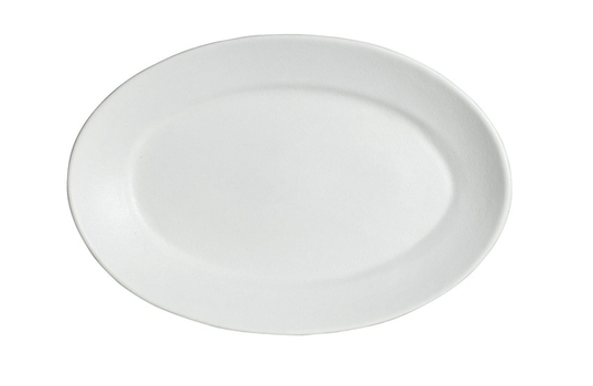 4.6 qt. M Oval Platter, Classic Finish