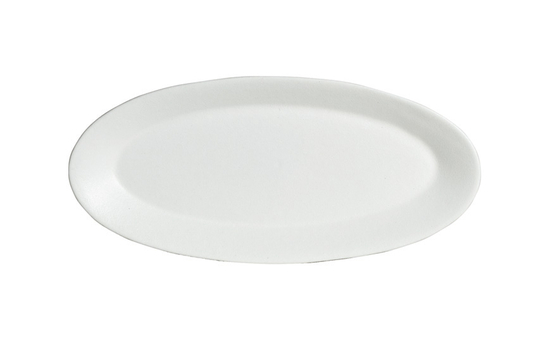 2.1 qt. M Wide Oval Platter, Mod Finish