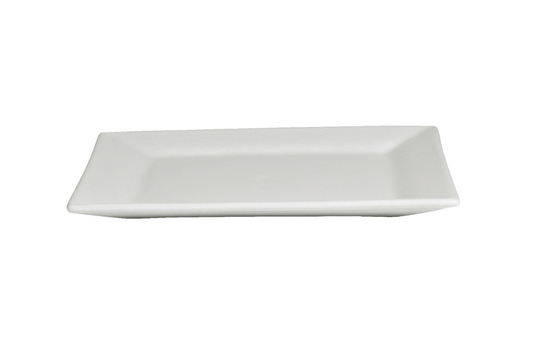 "17.7"" XL Square Flat Platter, Classic Finish"