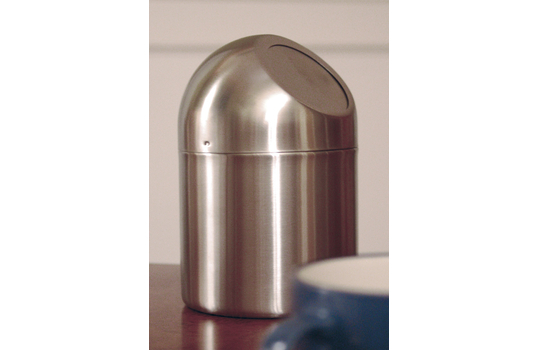 """4.75"""" Table Top Trash Can"""