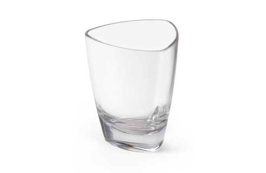 3 oz. Triangle Petite Dessert Glass