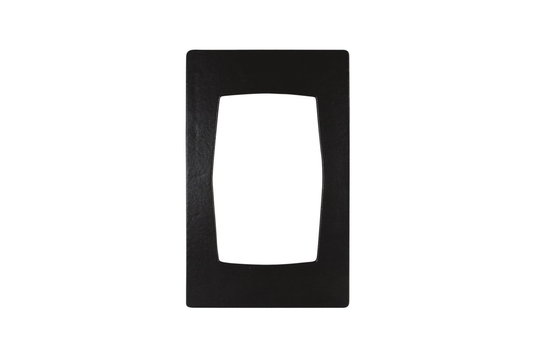 """20.82"""" x 12.75"""" Single Tile with One Rectangular opening"""