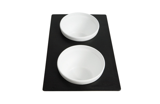 """20.82"""" x 12.75"""" Single Tile with Two Round openings, Classic Finish"""