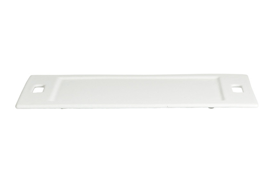 "24"" x 16.5"" Large Rectangular Tray w/ Handles, Mod Finish"