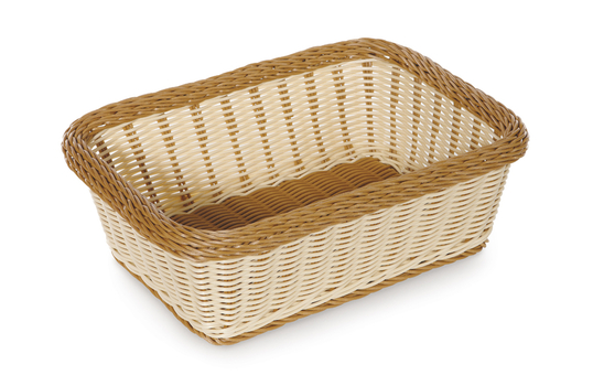 "15"" x 11"" Rectangular Basket"