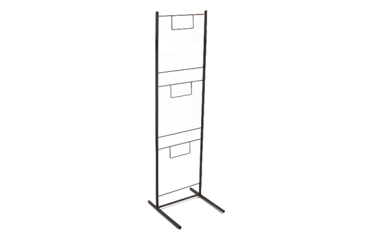 """Floor Stand for Hanging Baskets 14"""" x 13"""" x 45"""""""