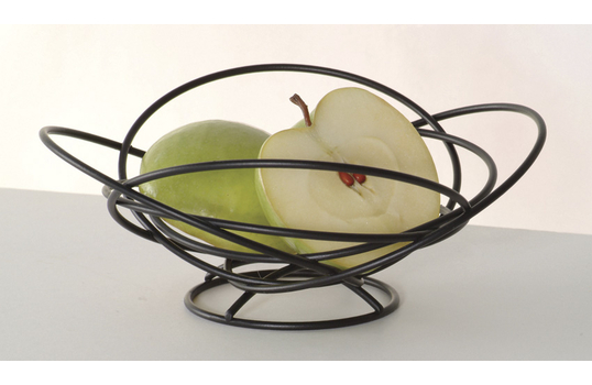 "8.5"" Intercircle Wire Basket"