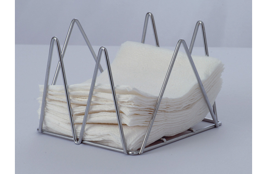 "5"" Wire Napkin Holder"