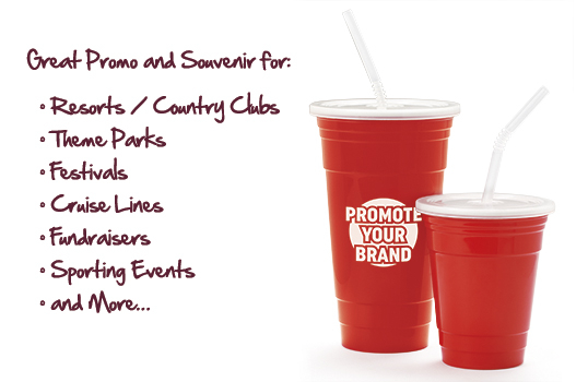 Reusable To-Go Tumblers