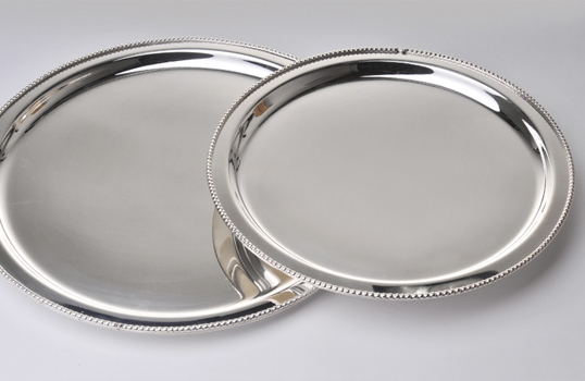 Stainless Steel Display Trays G E T Enterprises