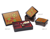 "10.5"" x 8.25"" Bento Box with Cover"