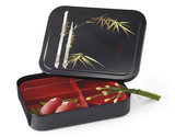 "10.75"" x 8.25"" Bento Box with Cover"