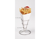 "2.5"" Square Fry Cone"