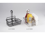 """8"""" x 6.5"""" 4-Compartment Caddy"""