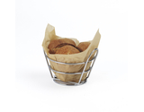 "5.375"" Round Bucket Basket"