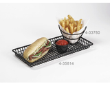 "14"" x 7"" Rectangular Grid Basket"