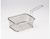 "8"" x 6"" Party Size Serving Fry Basket"