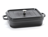 5 qt. Induction Ready Rectangular Roaster w/ Lid