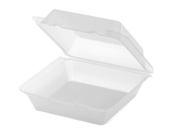 ***DISCONTINUED*** Single Entree, Polypropylene, Food Reusable Container
