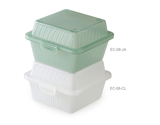 "4.75"" x 4.75"" Single Entrée Food Container"
