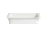 3.7 qt. Half Size Food Pan, Classic Finish