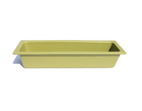 3.6 qt. Half Size Long Deep Food Pan 2/25, Classic Finish