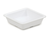 "6 oz., 4.75"" Square Side Dish"