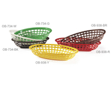 "9.5"" x 6"" Oval Basket"