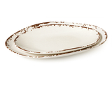 """15"""" x 11"""" Flare Oval Platter"""