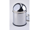 """6.75"""" Table Top Trash Can"""