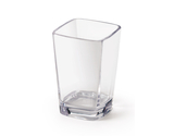 3 oz. Square Petite Dessert Glass