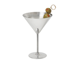 12 oz. Stainless Steel Martini