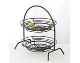 "15"" Round Wire Basket"